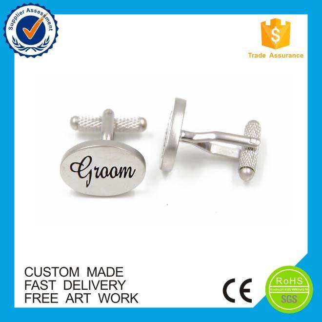 High Quality China Supplier Hard Enamel Custom Design Cufflinks ...