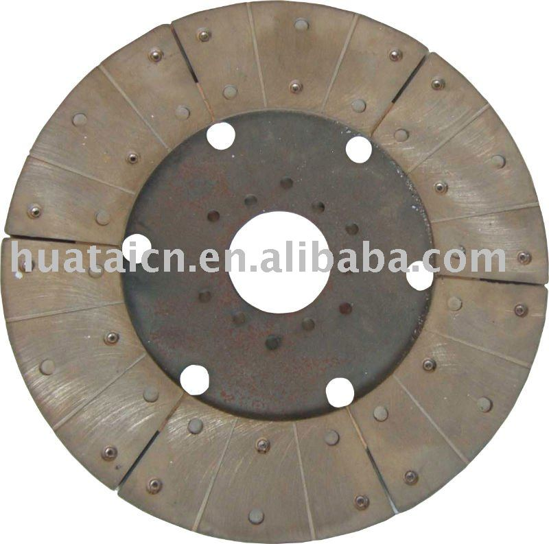 disc clutch for construction machine tractor and truck