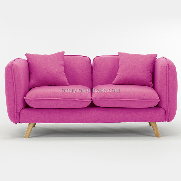 Pink Leather Sofa, Pink Leather Sofa Suppliers and Manufacturers at ...