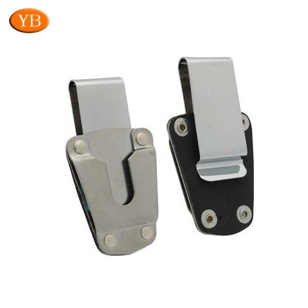 Electrophoresis High pressure spring steel belt clip