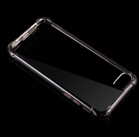 New Arrival Mobile Phone Shockproof Acrylic TPU Case For iphone 7 Transparent Price