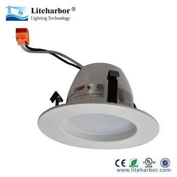 Retrofit Pot Lights Led Dimmable For Recessed Fixtures