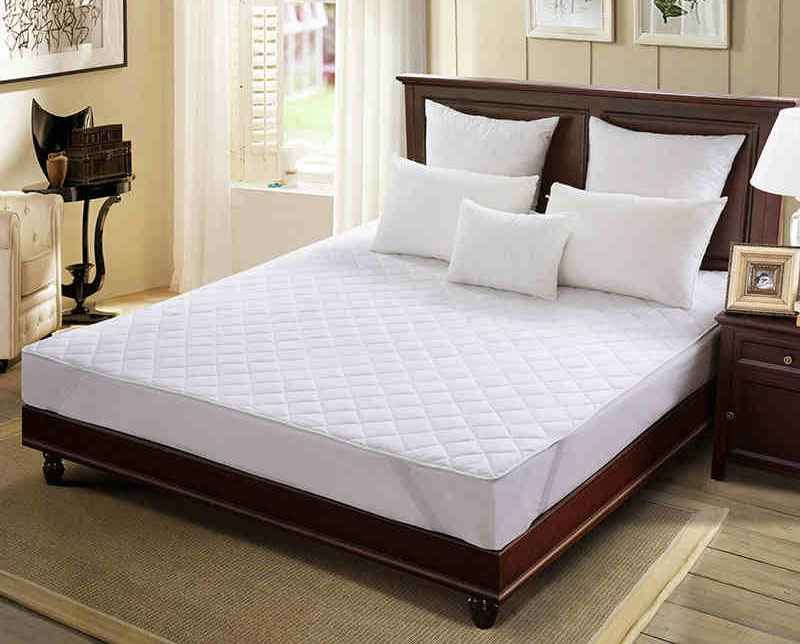 Twin XL or Queen Size Cotton Waterproof Mattress Pad