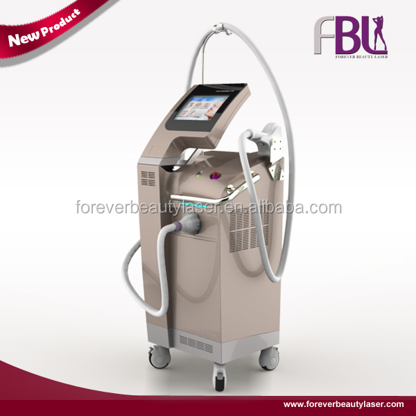 FBL Brand 808nm Salon Use Laser Diode Permanent Hair Removal Machine