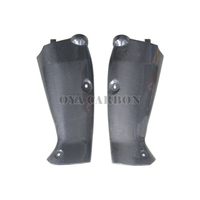 Carbon fiber Air Cooler Cover for Yamaha R1 2009