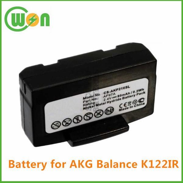 Brand New 3.7v 240mah Battery For Logitech H600 Wireless Headset ...
