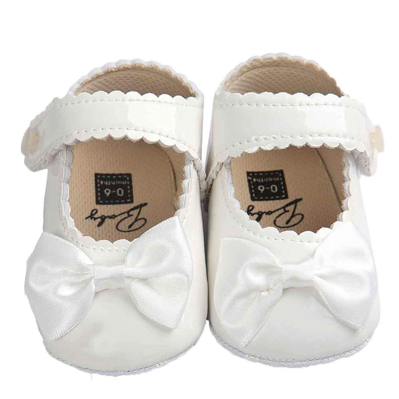 Morrivoe Infant Toddler Baby Soft Sole Tassel Moccasins Crib Shoes Prewalker Shoes