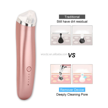 The Most Effective Blackhead Vacuum Acne Cleaner Pore Remover Electric Skin Facial Cleanser Care Pore Cleaner