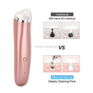The Most Effective Pore Cleaner Blackhead Vacuum Acne Cleaner Pore Remover Electric Skin Facial Cleanser Care Pore Cleaner