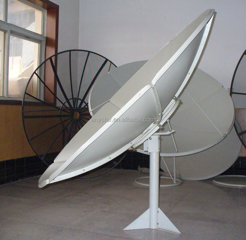 6ft C-band Prime Focus Satellite Dish Antenna