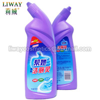 ODM OEM bulk wholesale household best selling bathroom WC toilet bowl washing cleaner liquid detergent from factories in china