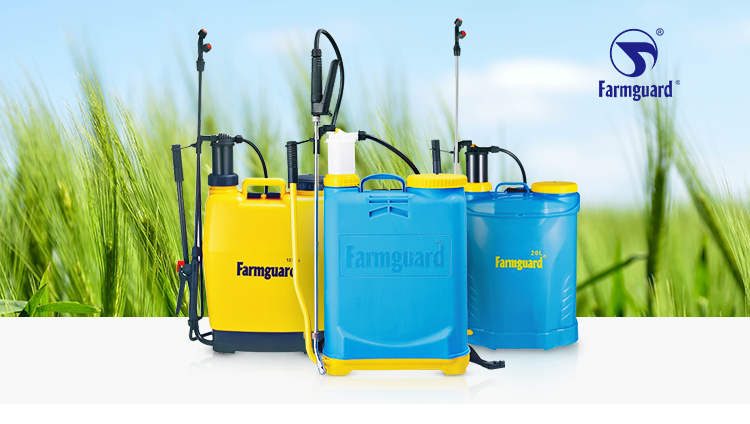 Hand pump pressure 20 l agriculture backpack hand sprayer