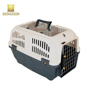 pet outdoor Dog /Cat Plastic cage house PP pet flight cage
