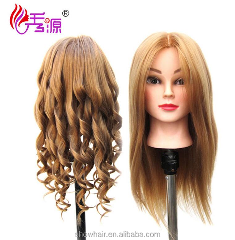 Для парикмахеров голова с волосами