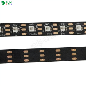 6mm sk6812 ws2812b mini 2427 small rgb Led Strip multi color