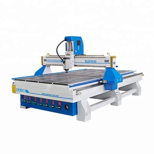 Top sale !! Cheap 3 Axis CNC Machine Price List , Wood Carving CNC Router 1530 on Promotion