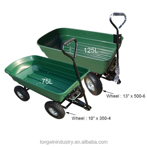 china manufacturer small farm sack trolley
