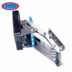 China Wholesale 20hp 2 Stroke Motors OUTBOARD Auxiliary Stainless Motor Bracket Easy to Lift