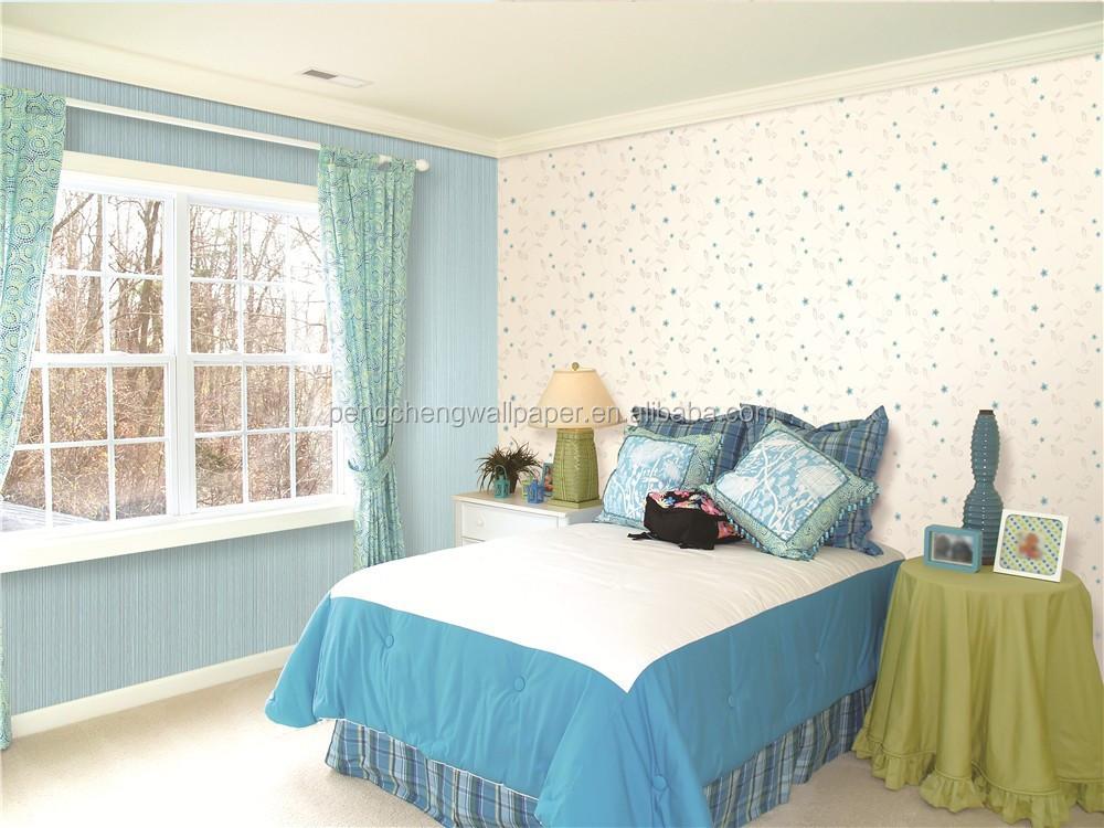 Papel tapiz para paredes del dormitorio living paredes papel ...