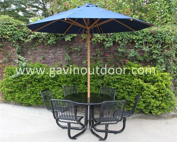 Welded Wire Mesh Metal Picnic Table Set Outdoor Table And Chair - Mesh picnic table