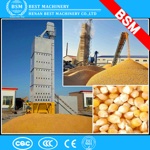 Kenya free inspection seed dryer machine for drying soy, peanut and rice
