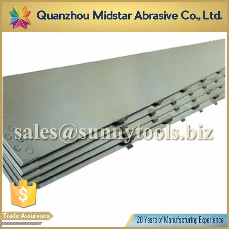 Midstar Hot Selling diamond marble cutting gangsaw blade for marble block