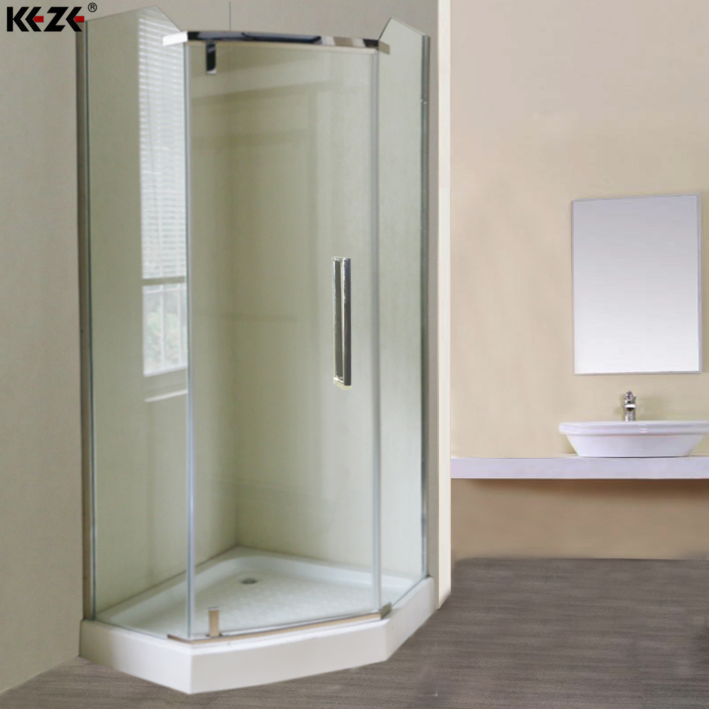 Hexagon Shower Enclosure, Hexagon Shower Enclosure Suppliers and ...