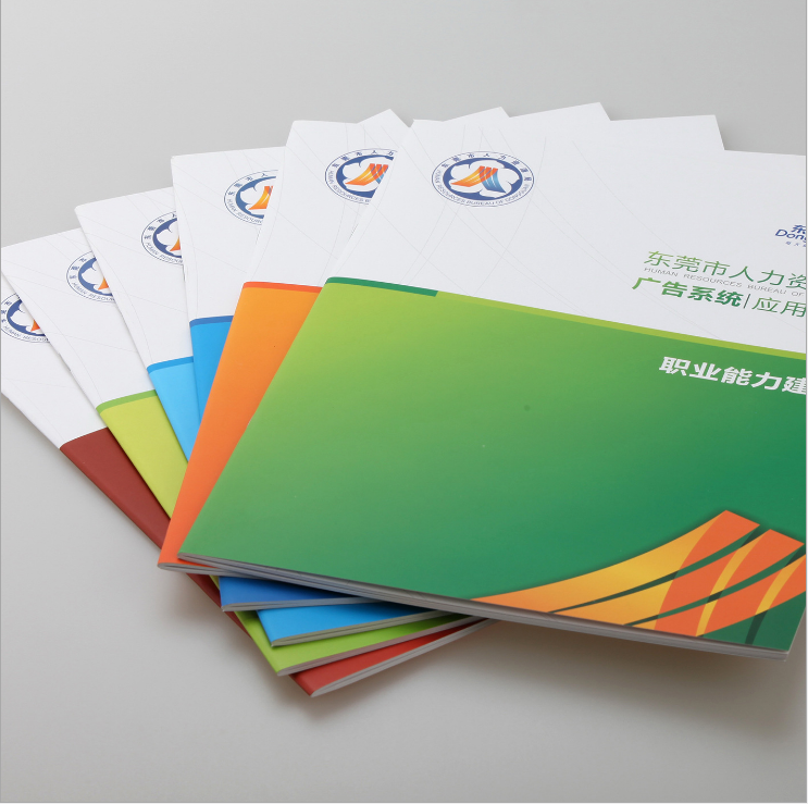 Trusted factory supplier A6 flyers printing / brochure printing/ catalogue printing