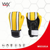MMA boxing training gloves equipment fitness exercise gym weight lifting workout leather half finger gloves