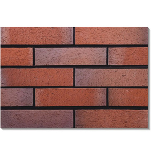 MPB-006JC supplier decorative for villa exterior wall clay red brick tile