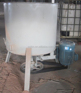 wood sawdust glue mixer machine for making wooden block