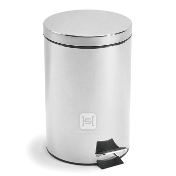 new household 12L waste bin round waste bin hotel room