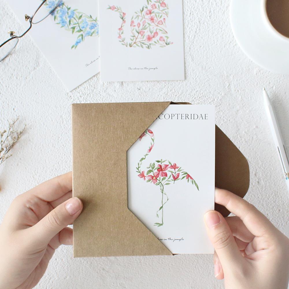 Открытки, открытки в печатном виде
