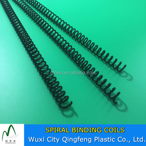 8MM 10MM 12MM 14MM For A4 Binding Plastic Comb Binding Spiral