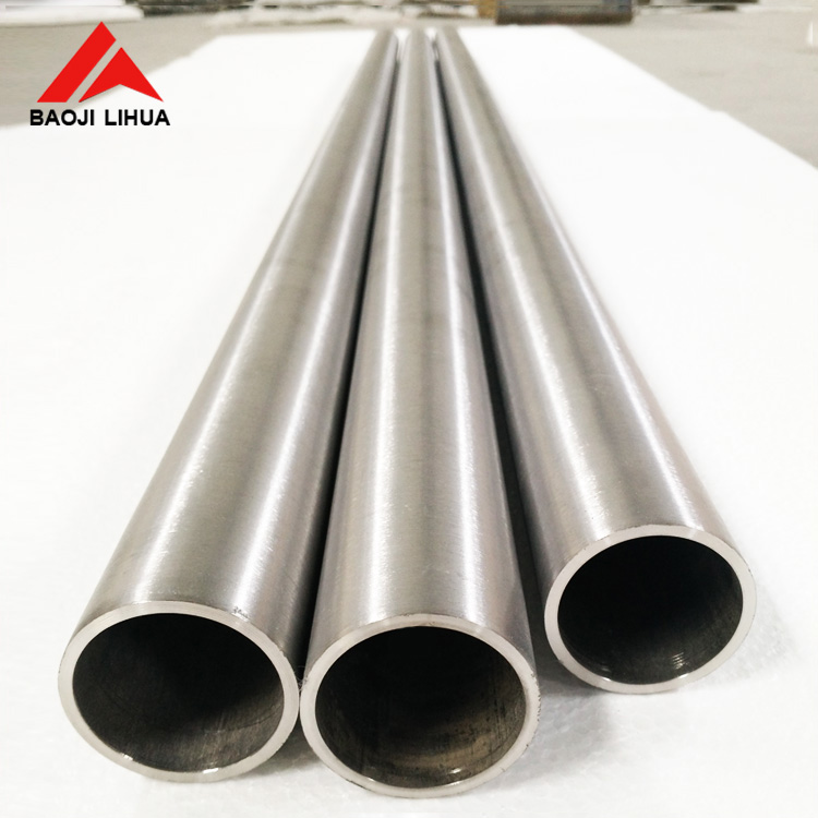 high quality GR2 Titanium Exhaust pipe Dia=38mm/50.8mm/63.5mm/76mm/89mm tube motorcycle Auto exhaust pipe
