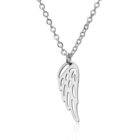 handmade silver leaf necklace cheap fashion necklace high quality necklace for women