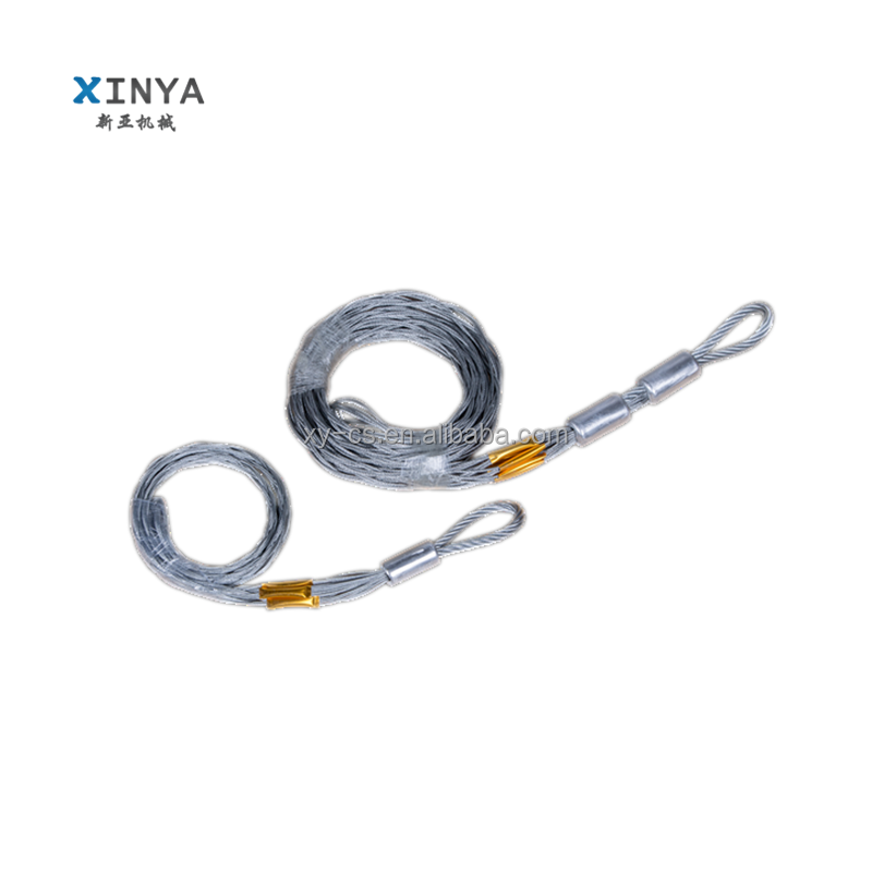 Clip Metal/wire Mesh Grip/cable Grips Cable Socks - Buy Cable Wire ...