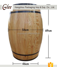 Large Wooden Barrels/225l Beer Keg Used Wine Barrels/whiskey Barrels