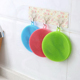 2017 New Silicone Dish Washing Sponge Scrubbers Practical Vegetable Washing Kitchen Cleaning Mat Washing Tools