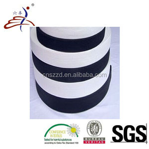 10 cm wide black underwear elastic bands