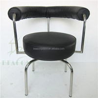Buy le corbusier lc7 swivel chair in China on Alibaba.com