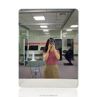 "21.5 "" , 32"", 43"" , 49"",55 "" Smart interactive Magic Mirror Display for washroom"
