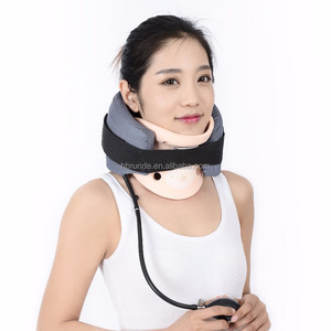FDA CE Approved Inflatable home neck traction cervical traction machine from Runde Medical