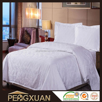 wholesaler hotel jacquard quilt bedding set shipping from china