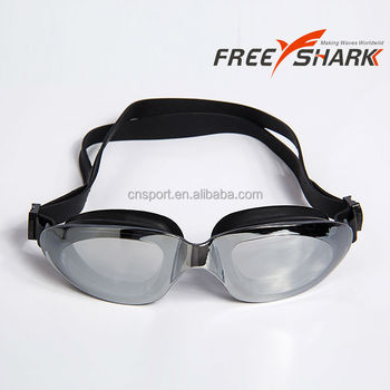 China adult good quality sports goggles