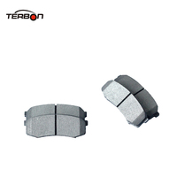 Auto Parts FDB1021 Brake System Break Pads For Toyota