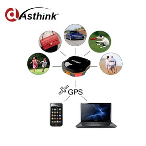 Low price of micro gps tracking chip tracking sticker real hidden