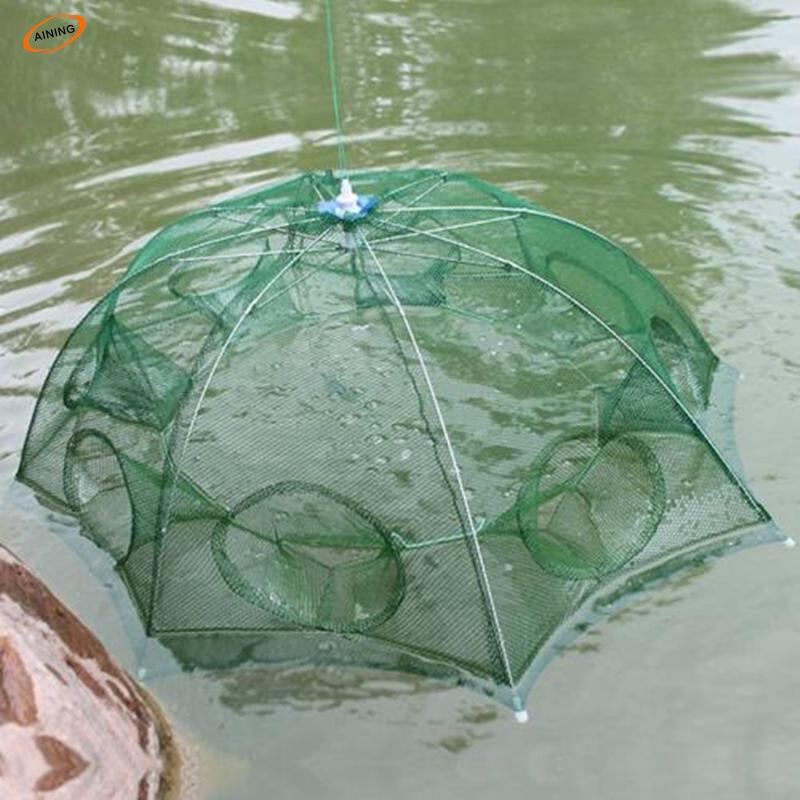 Сетка зонтик для рыбалки