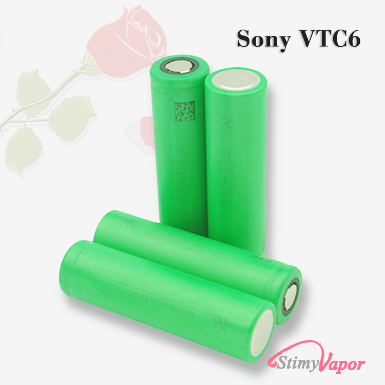 Large capacity lithium battery soni vtc6 us18650 vtc6 battery for Energy storage system, power battery pack