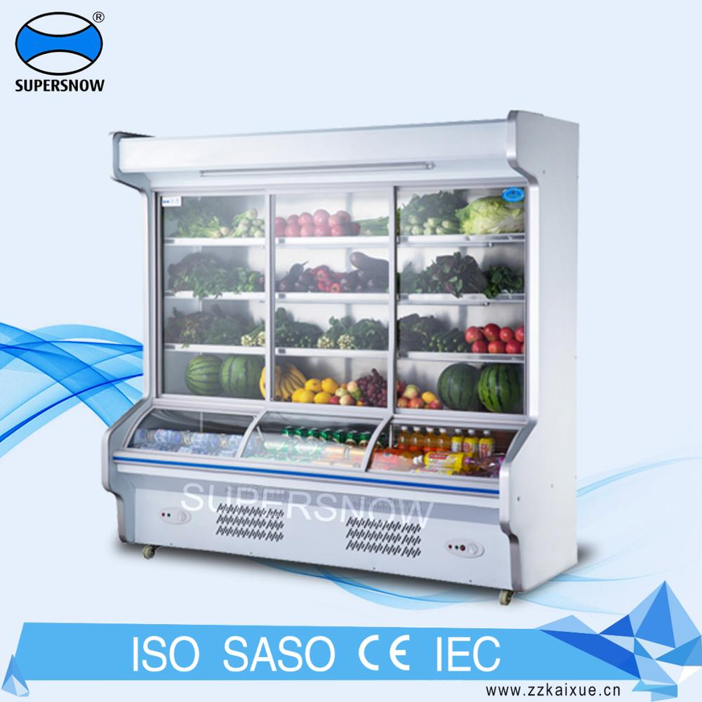 Restaurant Kitchen Order Display restaurant refrigerator/order dishes cabinet/dish showcase - buy